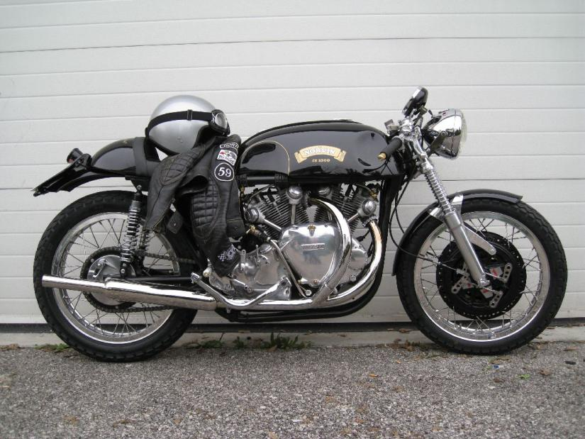 NORVIN CR1000 by Stile Italiano -THE QUEEN.