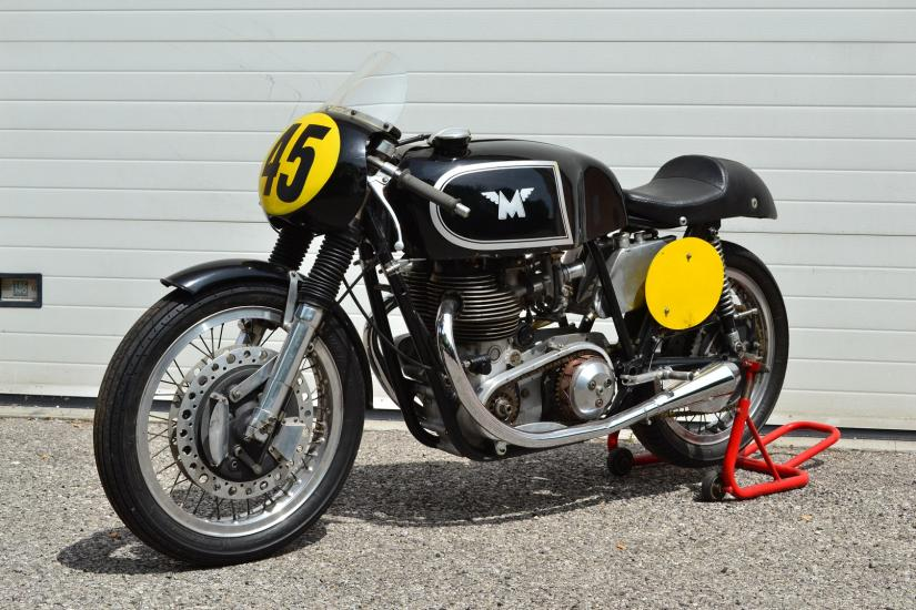 Matchless G45 1956 - Brit racing icon
