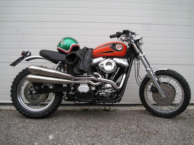 Special By S... Ducati Scrambler