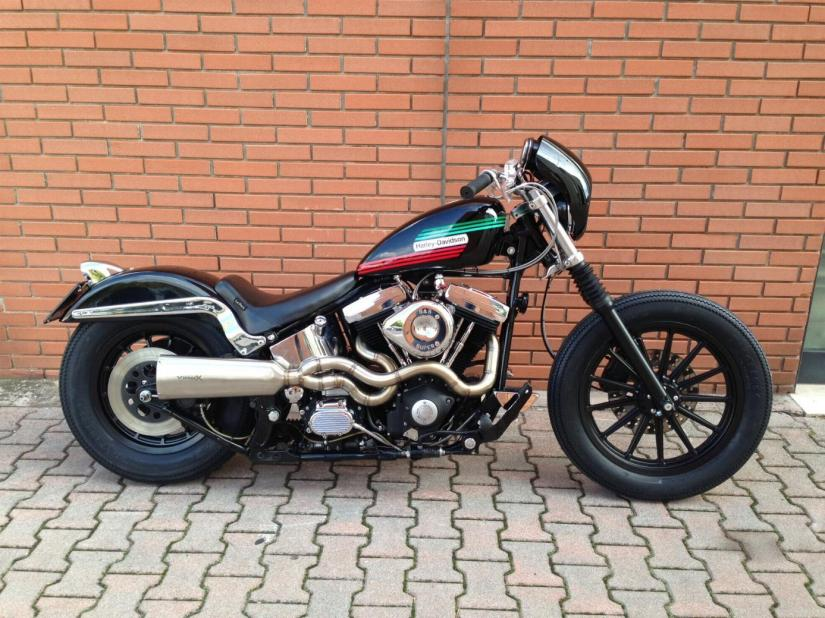 Harley Night Train 1340 - Special by Stile Italiano