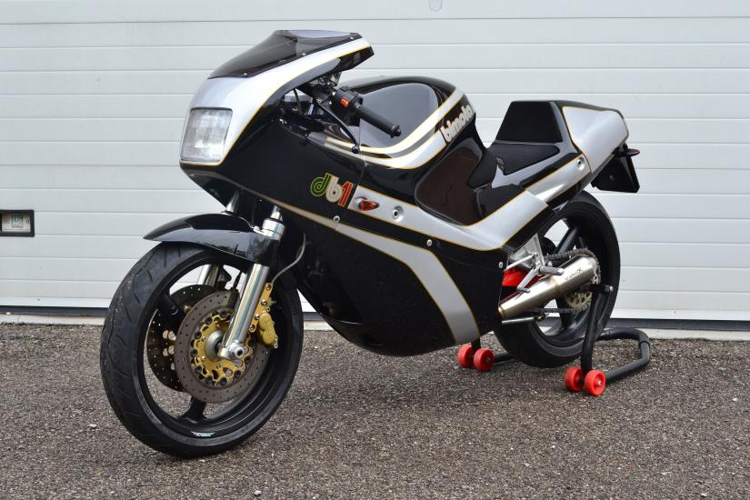 Bimota DB1 Special by Stile Italiano