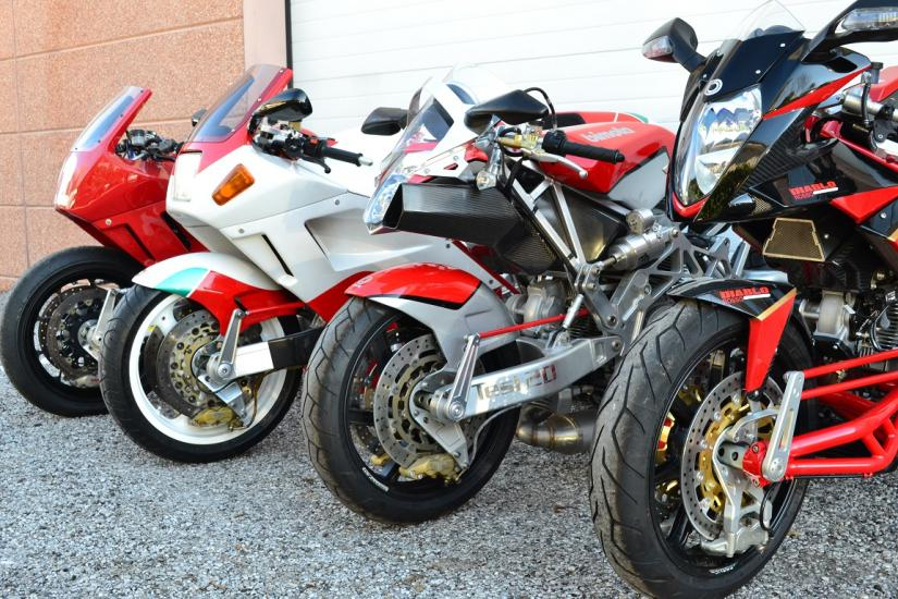 Bimota Tesi project - a world apart....